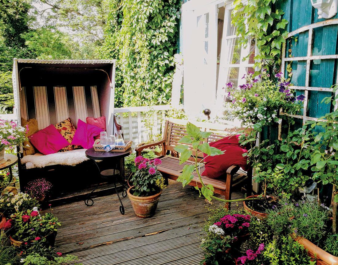 Sommerwartezimmer, Praxis für Naturheilkunde